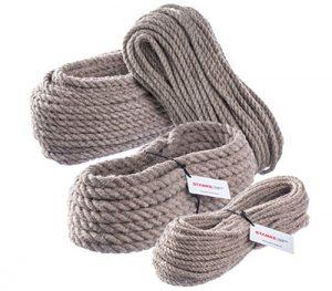 Hemp Rope - Seilerei STANKE