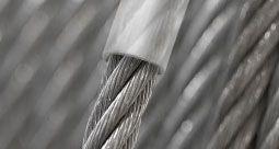 PVC Galvanized Steel Wire Rope
