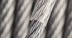 Stainless Steel Wire Rope In PVC
